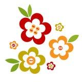 Fiori di fioritura Immagine Stock Libera da Diritti