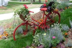 Fiori esposti su Floraart, mostra del giardino dell'internazionale 52 a Zagabria Immagine Stock