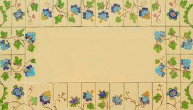 Fiori ornamentali Immagine Stock Libera da Diritti