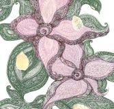 Fiori rosa royalty illustrazione gratis