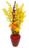 Fiori in vaso immagini stock libere da diritti