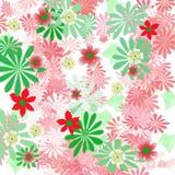 fioriture della molla illustrazione vettoriale