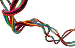Fios elétricos Imagem de Stock