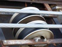 Fios & rodas Imagem de Stock Royalty Free