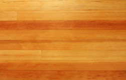 Fir Floor. A close up of the warmth and patina of a recycled old growth fir floor Royalty Free Stock Photo