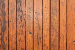Fir planks on wall Stock Photos