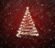 Fir-tree рождества Стоковое фото RF