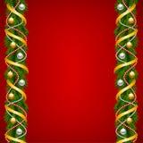 Fir-tree decoration Royalty Free Stock Image