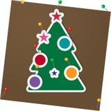 Fir tree Stock Images