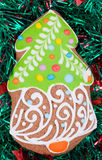 Fir tree Gingerbread Royalty Free Stock Photography