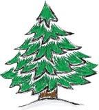 Fir-tree Stock Images