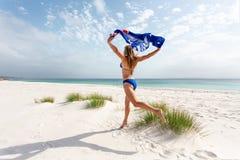 Fira Australien turism, lopp arkivfoton