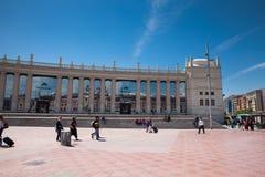 Fira Barcellona Fotografia Stock Libera da Diritti