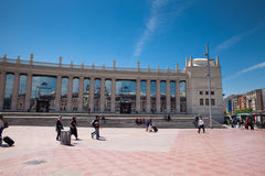 Fira Barcelona Royalty Free Stock Photography