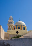 Fira cathedral Stock Photos