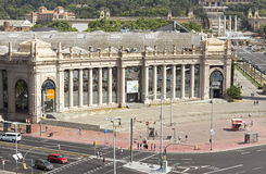 Fira de Barcelona conference center Royalty Free Stock Images