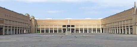 Fira de Barcelona conference center Royalty Free Stock Photo