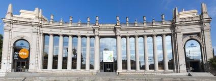 Fira de Barcelona conference center Stock Photo