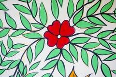 Fira det kommande Bengali nya året Royaltyfri Bild