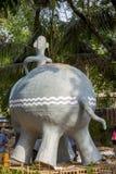 Fira det kommande Bengali nya året Fotografering för Bildbyråer