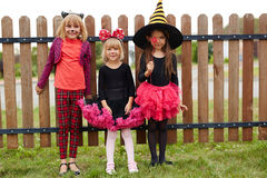 fira halloween Arkivbilder