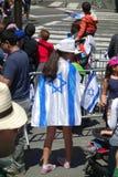 2014 fira Israel Parade Arkivbild