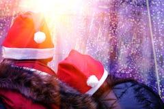 fira jul Royaltyfri Bild