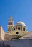 Fira Kathedrale Stockfotos