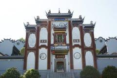 Tempel för Qu Yuan arkivfoton