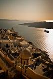 Fira, Santorini Stockfoto