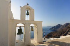 Fira, Santorini Fotos de archivo