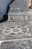 Fira Santorini Στοκ Εικόνες
