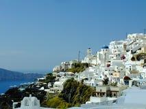 Fira, Santorini image libre de droits