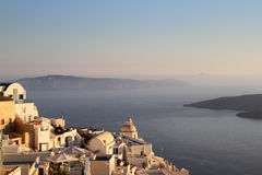 Fira,Santorini Royalty Free Stock Photos