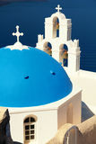 Fira, Santorini Stock Photography