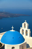 Fira, Santorini Stock Image
