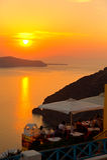 Fira, Santorini Royalty Free Stock Photo