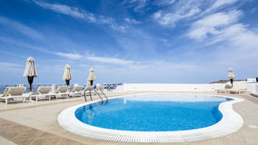 Fira Santorini Greece Stock Images