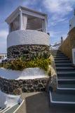 Fira Santorini Greece Stock Photography