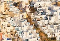 Fira, Santorini Royalty Free Stock Images