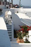 Fira, Santorini Greece Stock Photo