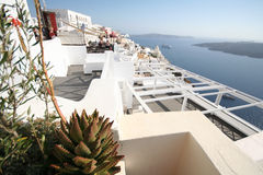 Fira, Santorini Greece Stock Photos