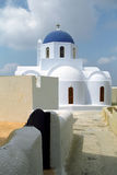 Fira Santorini Island, Greece. Stock Photography