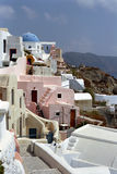 Fira Santorini Island, Greece. Royalty Free Stock Photography