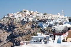 Fira Santorini Royalty Free Stock Image