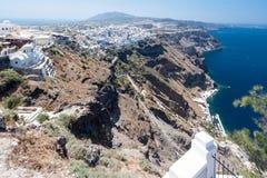 Fira Santorini Stock Photos