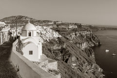 Fira, Santorini Royalty Free Stock Images