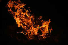 Fire 001 Stock Image