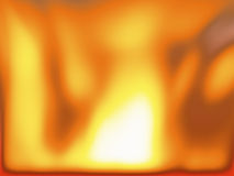 Fire. A background full of fire, heat and danger vector illustration