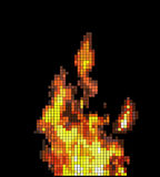 Fire. Stock Photos